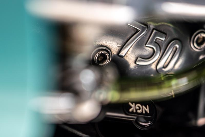 Keith Hale Ducati 750SS