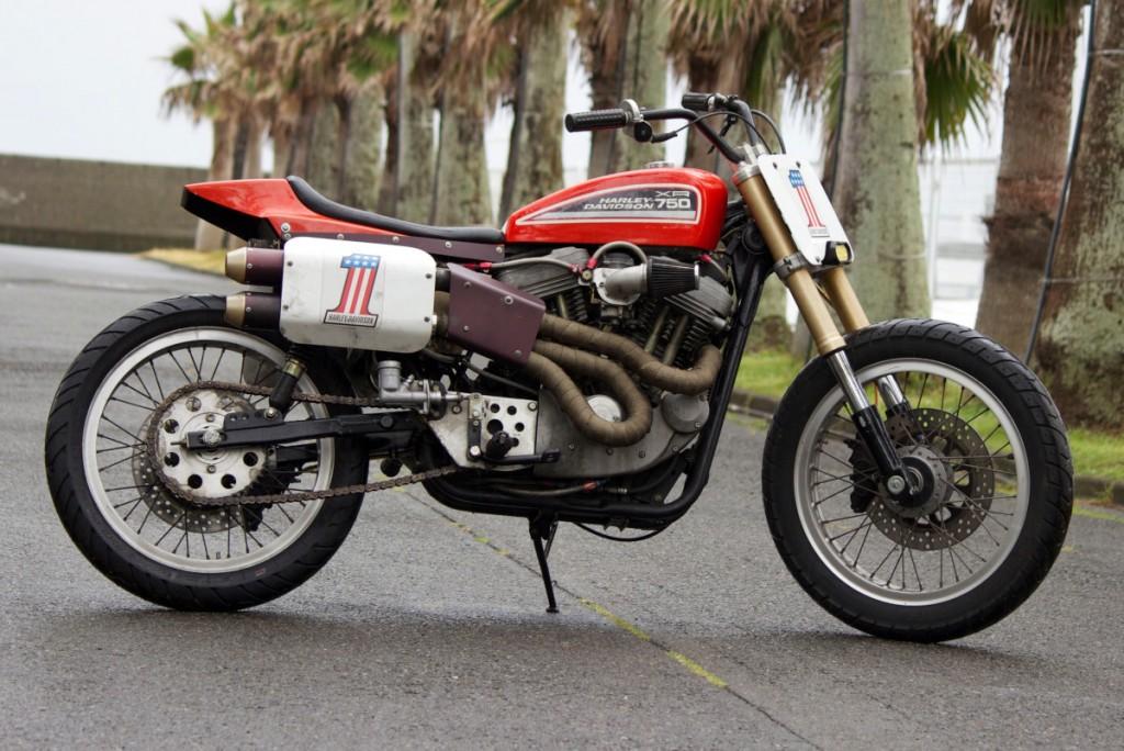 Harley XR750 Street Tracker