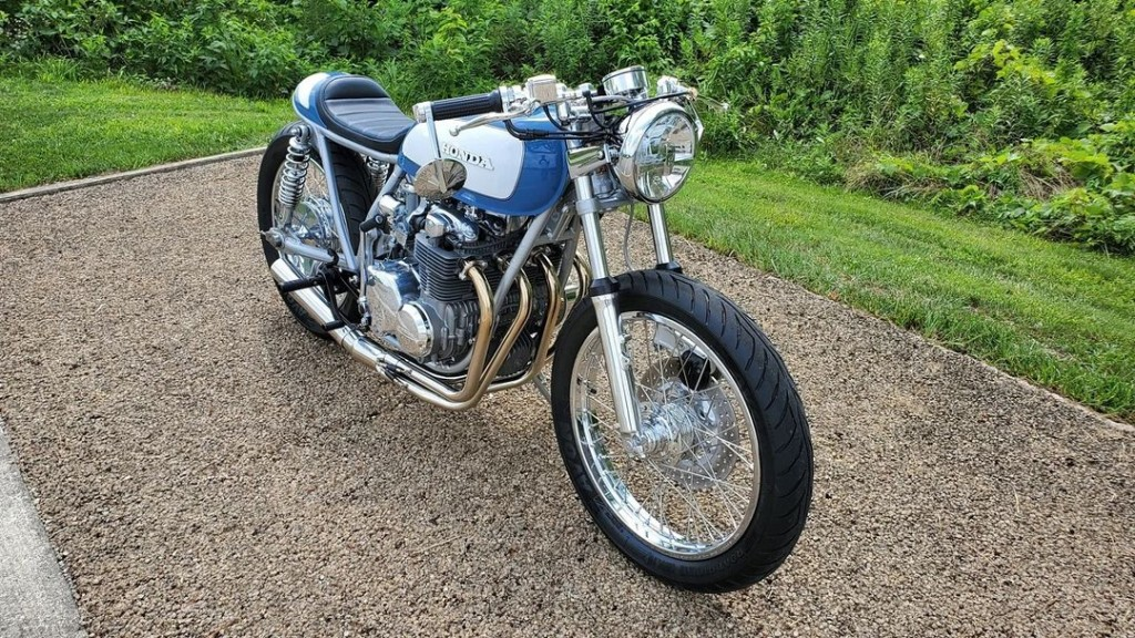 Honda CB550 Cafe Racer