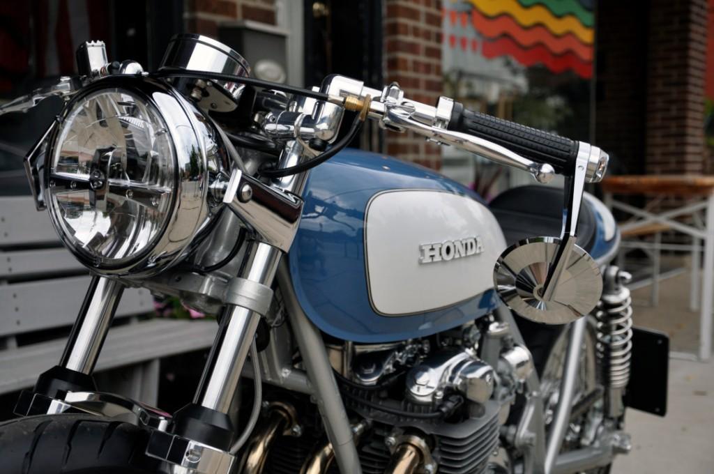 CB550 Cafe Racer