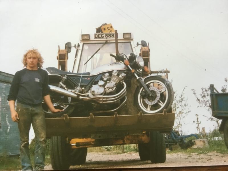 Honda CBX Turbo