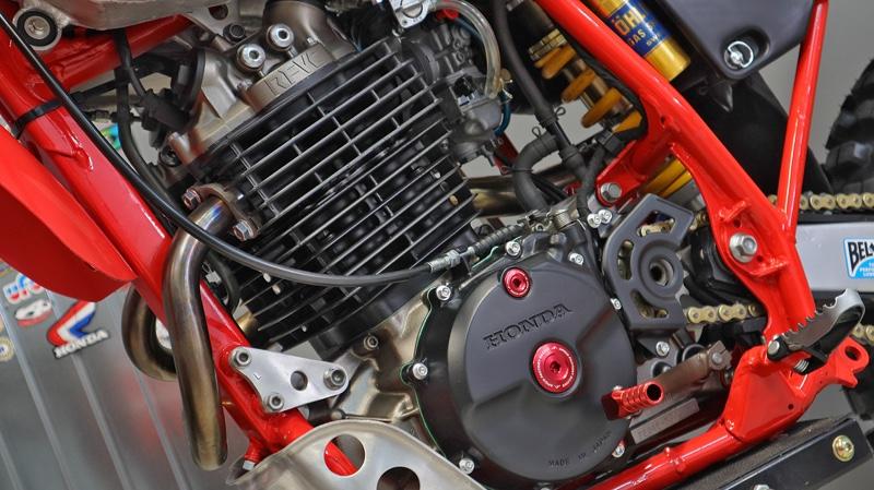 Honda XR600R Restomod