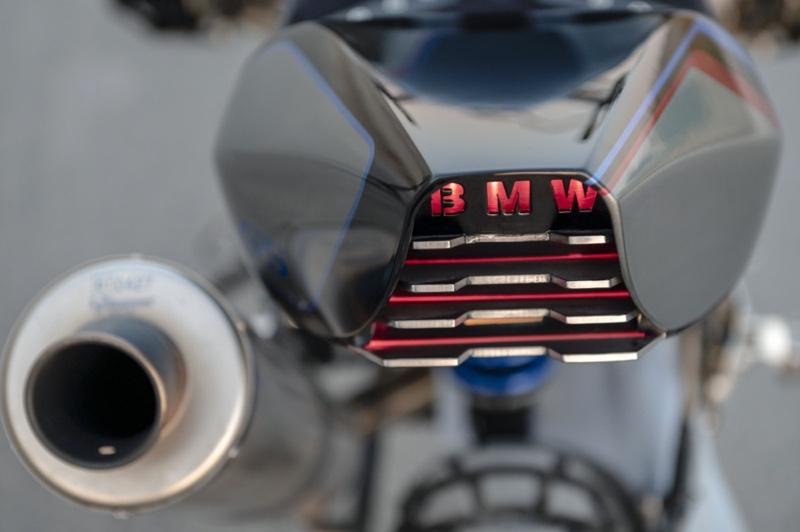 BMW R1150GS Scrambler