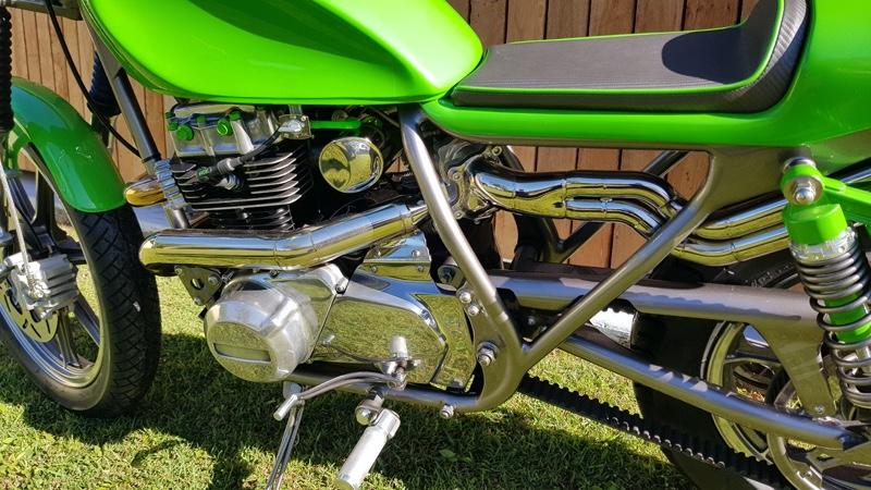 KZ440 Turbo