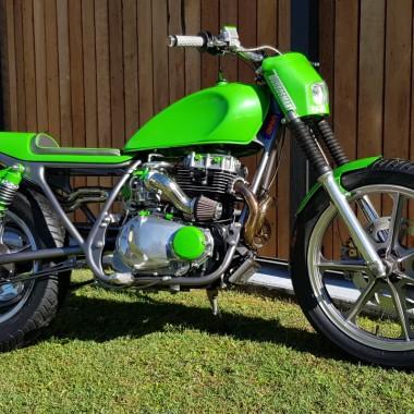 Kawasaki KZ440 Turbo