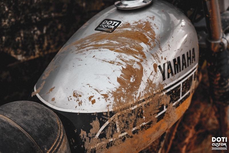 Bronco 225 Scrambler