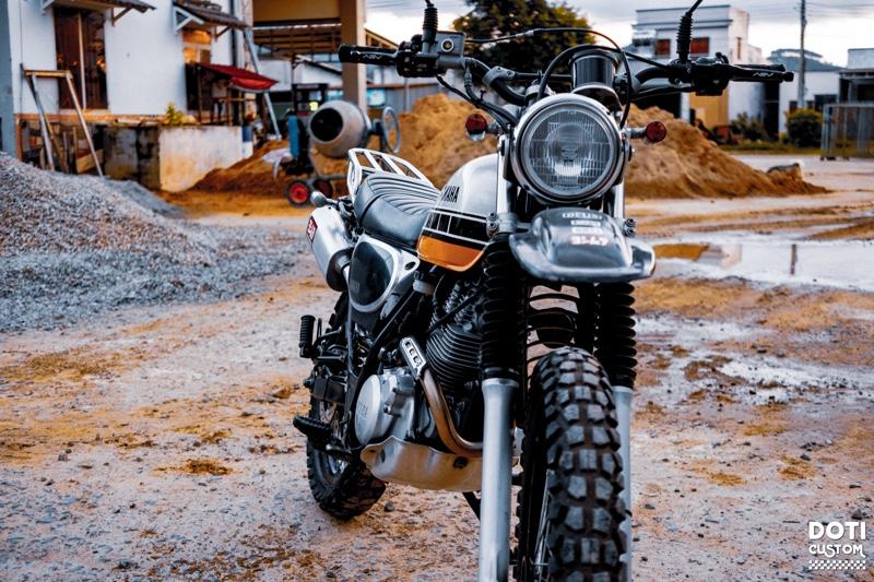 Yamaha Bronco 225