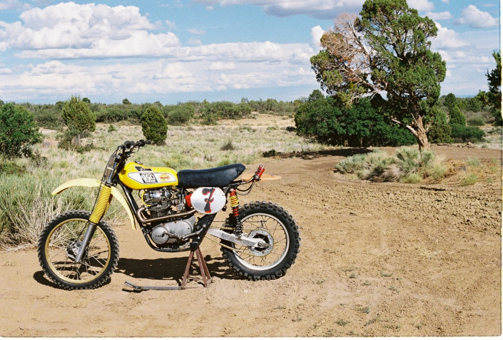 Yamaha XS650 VMX
