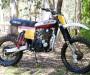 Aberg Tribute: Yamaha HL500 Restomod