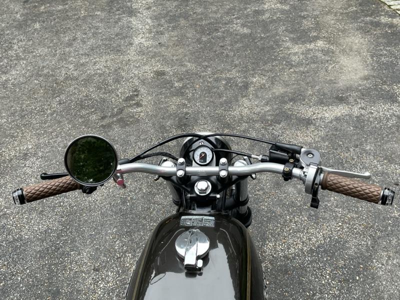 Honda CB500T Street Tracker