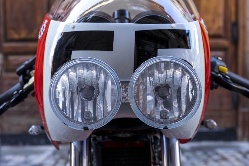 Royal Enfield Continental GT 650 Endurance Racer