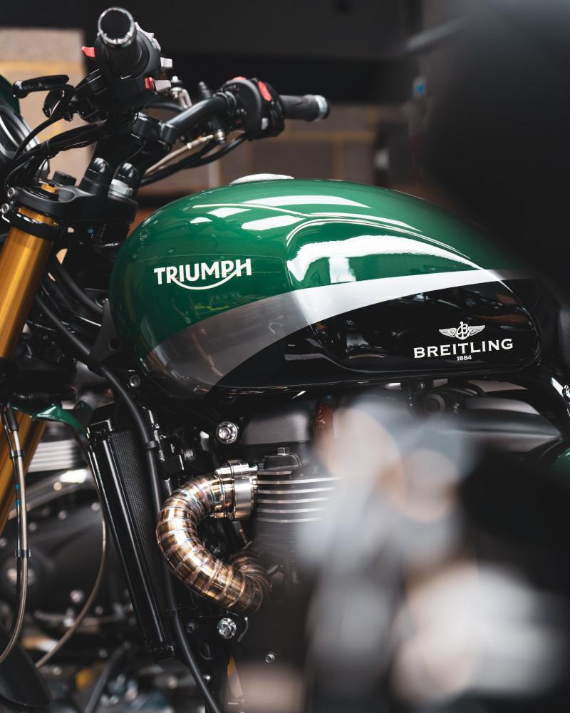 Triumph Scrambler 1200 Supermoto