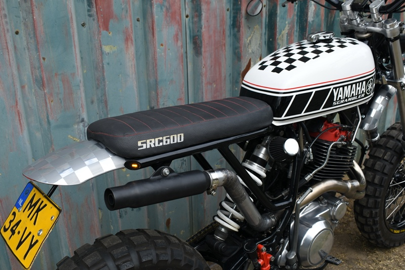 Yamaha SRC600