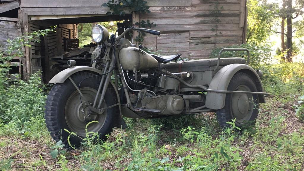 WWII Trike