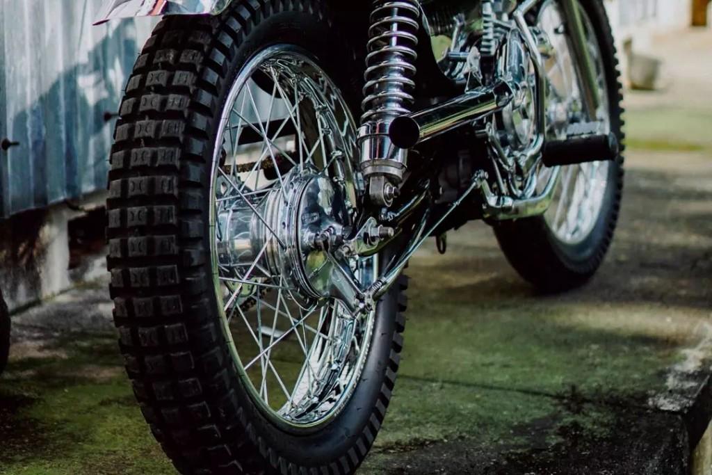 Yamaha Scorpio 225 Scrambler