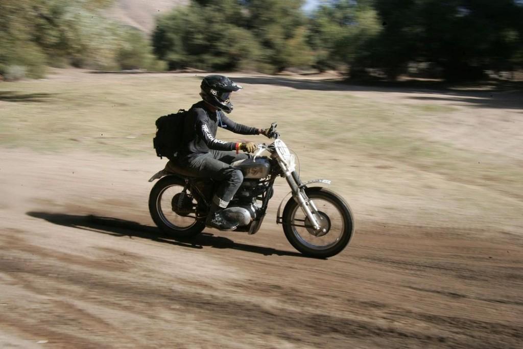 BSA Hornet Desert Sled