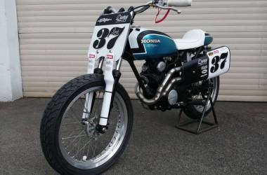 Honda CB125 Tracker
