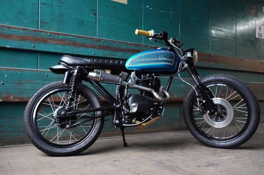 Honda CB125S Custom