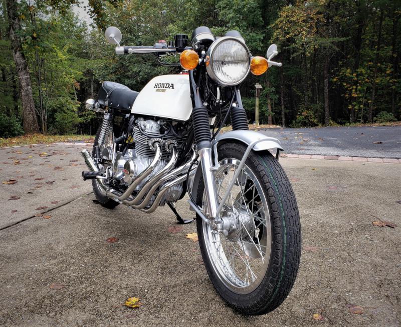 Honda CB400F