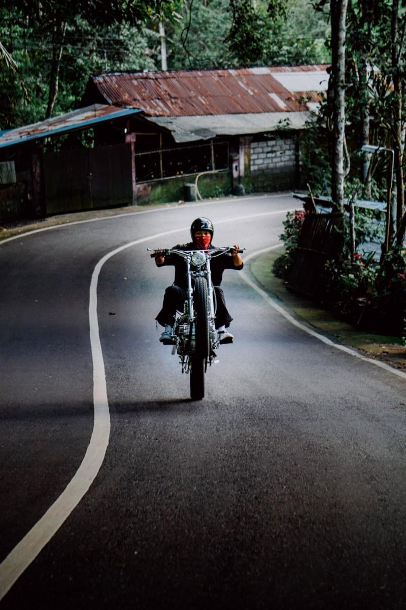 Yamaha Scorpio 225 Tracker
